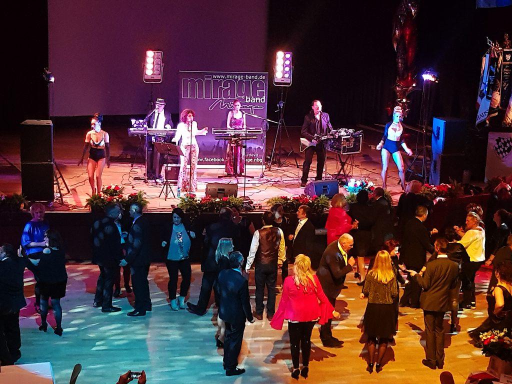 MIRAGE Band Nürnberg - Hochzeitsband, Coverband, Partyband